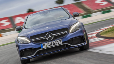 Mercedes-AMG C63 S Review: Take No Prisoners