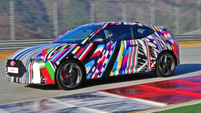 Hyundai Veloster Turbo Revealed