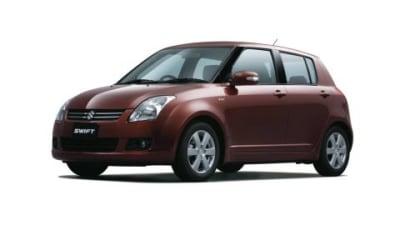 2009 Suzuki Swift LE: Limited Edition Celebrating Suzuki's 100th Anniversary