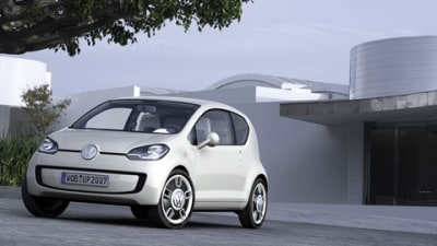 VW To Debut All-New Microcar By 2011