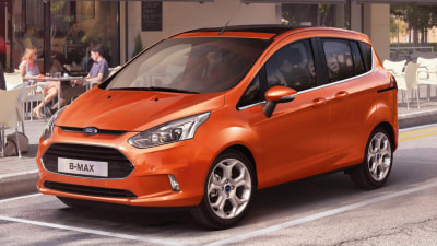Ford B-Max Revealed Online Ahead Of Geneva Unveiling