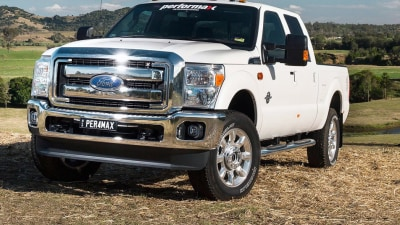 2014 Ford F-250: Price And Features For Australia