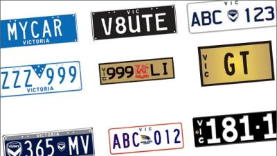 Naughty Number Plates Beat The Censors