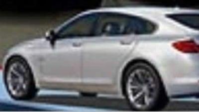 First Image Of BMW 'Progressive Activity Sedan' Surfaces