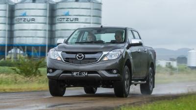 Mazda won't toughen up BT-50