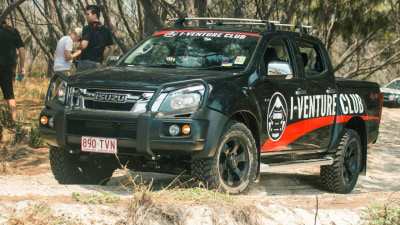 Isuzu Launches I-Venture 4WD Club