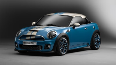 MINI Coupe Due In Australia By Late 2011