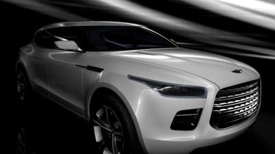 Aston Martin Will Take Another Swing At Lagonda SUV: Report