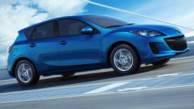 2012 Mazda3 Update Debuts In New York With SkyActiv Engine