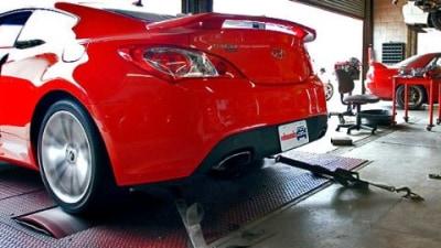2009 Hyundai Genesis Coupe 2.0 Litre Turbo Dyno Tested