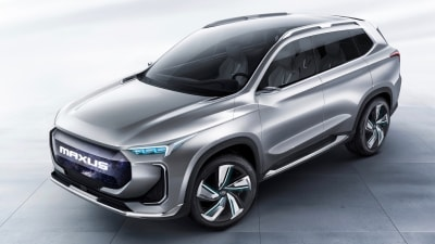 LDV promises new mid-size SUV for Oz
