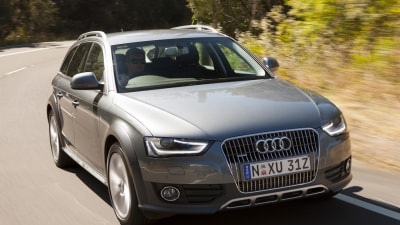 Audi A4 Allroad On Sale In Australia