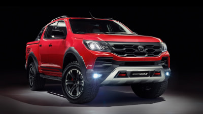 First Drive: Holden Colorado Sportscat by HSV