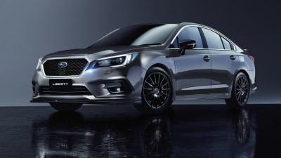 2020 Subaru Liberty Final Edition announced as a swan-song special