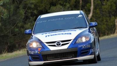 Mazda 3 MPS To Compete In Tasmania ARC Round