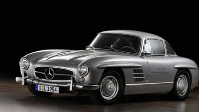 Gullwing GmbH Building Picture-Perfect 300SL Replicas