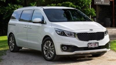 Kia Carnival Platinum Diesel new car review