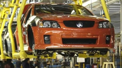 Holden And Unions Discuss Work-Less Plan