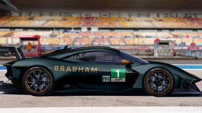 Motorsport: Brabham goes to Le Mans