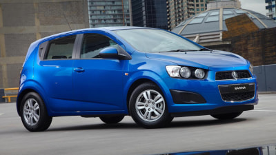 2012 Holden Barina Hatch Automatic Review