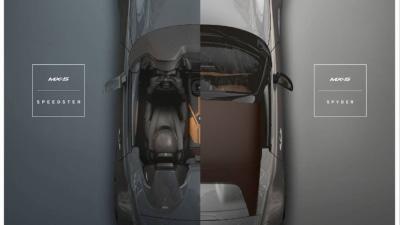 Mazda MX-5 SEMA Concepts Teased - Spyder And Speedster