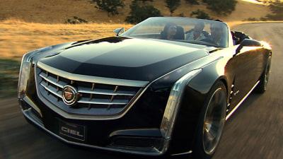 Cadillac Ciel Concept Debuts At Pebble Beach