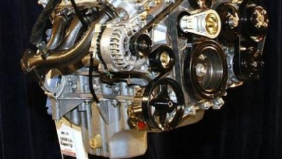 V6 Duratec Cyclone for Falcon and Territory