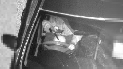 Look at this Froot Loop! Driver eating breakfast cereal busted by mobile phone detection camera