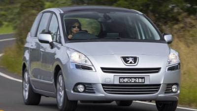 Peugeot 5008 On Sale In Australia