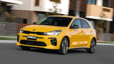 Kia Rio 2019: Pricing and Specifications