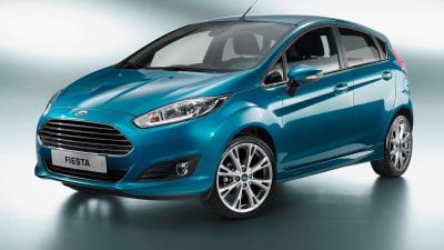 2013 Ford Fiesta Revealed Ahead Of Australian Debut