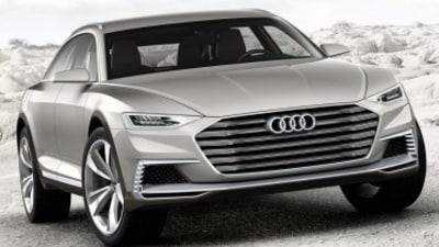 Audi Prologue Allroad revealed