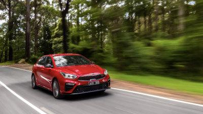 Kia Cerato GT 2019 first drive review