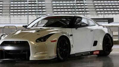 Nissan GT-R GT1 Car Ready For 2010 Season, New Teams Sign On