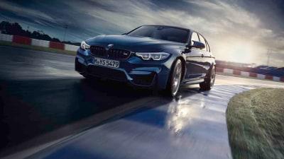 BMW M3 And M4 Pure Headline Refreshed Range