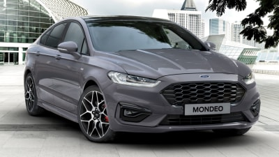 Ford prepping new crossover to replace Mondeo - report