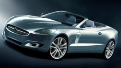 Jaguar Roadster On Track For 2011 Release