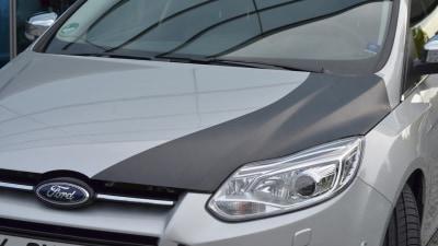 Prototype Ford CFRP Bonnet Previews Mainstream Potential Carbon Fibre