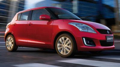 Suzuki Launches Six-day Sale Across Australia Range