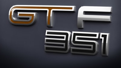 FPV GT F 351 Badge And Outputs Confirmed For Final Hero Car