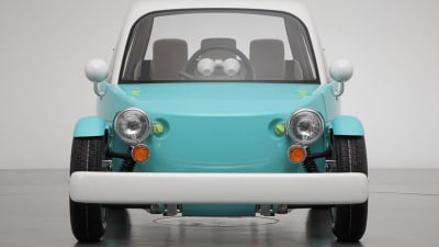 Toyota Reveals Quirky Camatte Sora Concept At Tokyo Toy Show