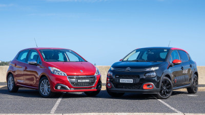Head to Head: Citroen C3 v Peugeot 208