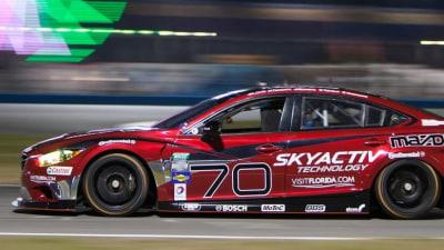 Mazda6 Diesel Surges Ahead Of Porsche In Grand-Am