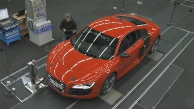 Audi Developing Synthetic Sounds For E-Tron Electric Vehicles: Video