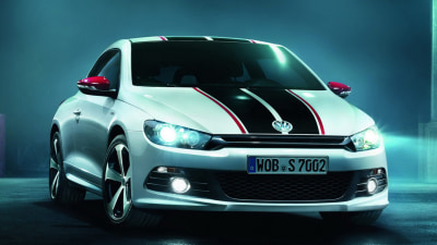 Volkwagen's Scirocco GTS To Celebrate 30th Anniversary In Leipzig