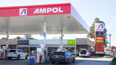 Ampol partners with Tesla as it eyes electric, hydrogen future