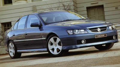2002-06 Holden Calais VY/VZ used car review