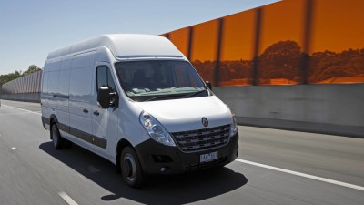 Renault Master High Roof Arrives In Australia