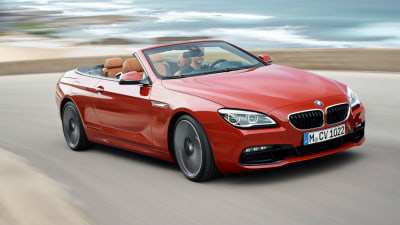 BMW 6 Series: 2015 Price And Features For Australia