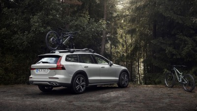 Volvo's V60 gets Cross Country version